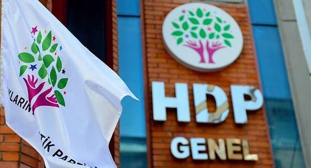 Yargıtay'dan HDP'ye 2'nci kapatma davası