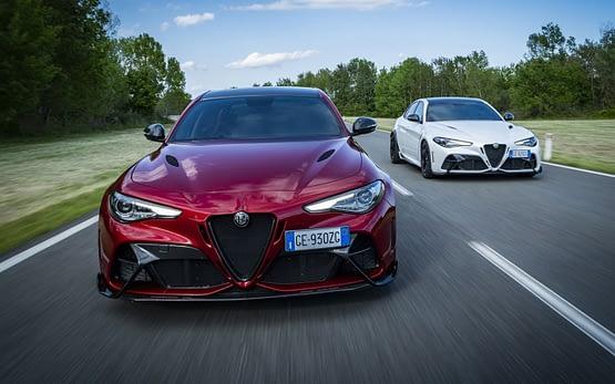 Alfa Romeo, yeni Giulia GTA'yı tanıttı sıfırdan 100 km/s hıza 3,6 saniyede ulaşıyor
