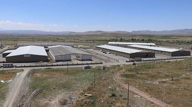 Erdoğan'ın müjdesini verdiği fabrikada
