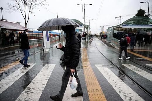 Meteoroloji yeni hava durumu raporunu yayımladı!