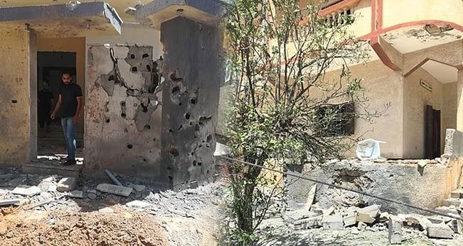 Hafter güçleri yine sivilleri vurdu: 3 yaralı