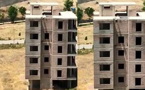 Dehşet anları görüntülendi! 6 katlı binanın çatısından atlayan İrem hayatını kaybetti