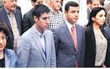 Selahattin Demirtaş'ın sağ kolu Kamuran Yüksek ve eski HDP'li vekil Nadir Yıldırım kırmızı listede