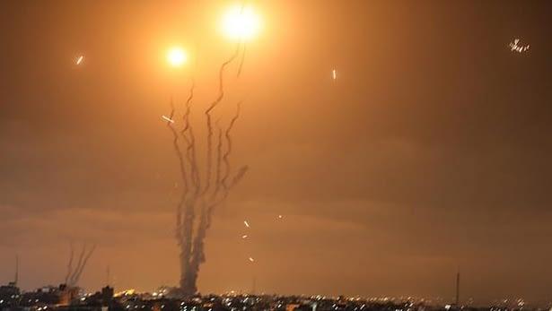 İsrail-Filistin gerginliği tırmanıyor!