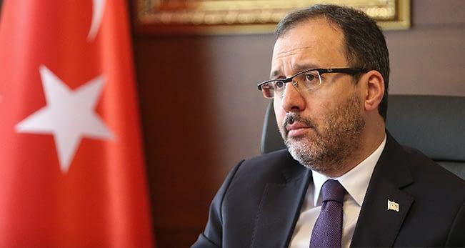 Bakan Kasapoğlu, il müdürleri ile toplantı yaptı
